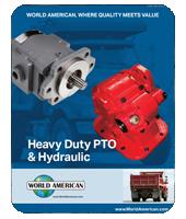 Heavy Duty PTO & Hydraulic catalog