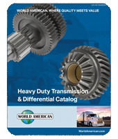 Heavy Duty Differential and Transmission catalog