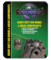 Heavy Duty Air Brake & Valve catalog