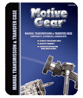 Manual Transmission & Transfer Case - Truck & SUV