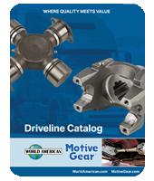 Midwest Driveline Catalog