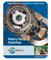 Heavy Duty Clutches catalog