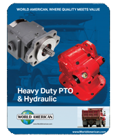 Heavy Duty PTO & Hydraulic catalog