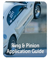 Ring & Pinion Vehicle Application Guide