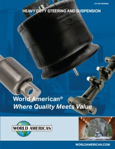 Heavy Duty Steering & Suspension World American Catalog - Midwest Truck